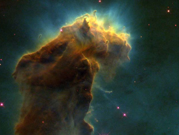 Zoom into an Infrared 3D Visualization of the Horsehead Nebula ...